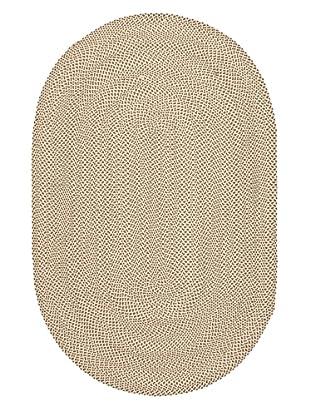 Safavieh Braided Rug (Beige/Brown)