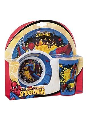 Set 3 Piezas Modelo Spiderman