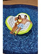 Swimline Lotus Blossom Double Comfort Lounge