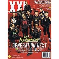 XXL No. 72 2017 小さい表紙画像