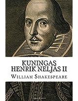 Kuningas Henrik Neljss II: 2