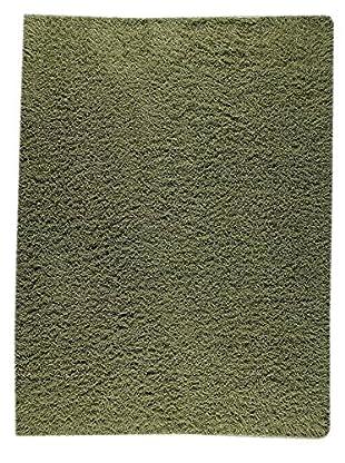 MAT The Basics London Mix Rug (Green)