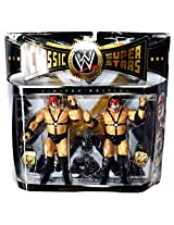 WWE Classic Superstars Demolition Ax & Smash 2 Pack Figures
