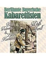 Berühmte Bayerische Kabarettisten