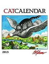 Kliban/Catcalendar 2015 Wall Calendar