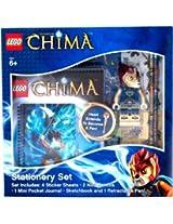 Lego Chima Stationery Set