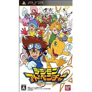 2013年01月17日発売予定 デジモンアドベンチャー PSP 【予約販売】《送料無料》