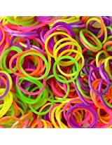 Official Rainbow Loom Neon Mix Rubber Band