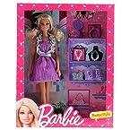 Barbie Boutique Stylist Doll, Multi Color