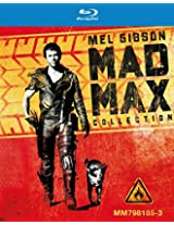 The Mad Max Trilogy, Mel Gibson's 3 Blu-ray Movies, DVD, All Region Free