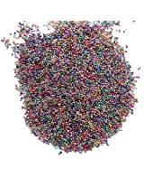 Ilovediy 50g Mixed Color Fashion Caviar Nails Art Pearl Beads Manicures Or Pedicures Nail Art