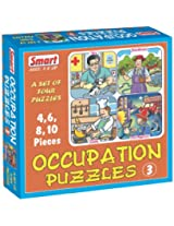 Smart Occupation Puzzles - III