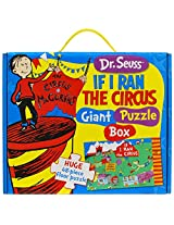 Dr. Seuss If I Ran The Circus Puzzle 48 Pieces