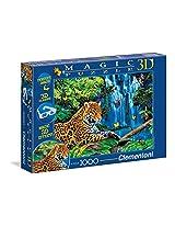 Clementoni Jaguar Jungle Puzzle (1000-Piece)