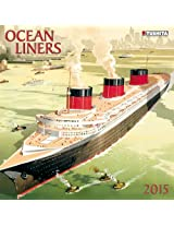 Ocean Liners 2015 (Media Illustration)