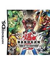 Bakugan: Rise of the Resistance (Nintendo DS) (NTSC)