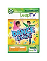 LeapFrog Leaptv Frogs and Dance, Multi Color