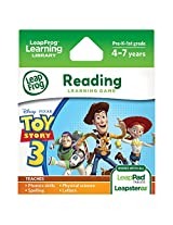 Leapfrog Disney Pixar Toy Story 3 Game, Multi Color