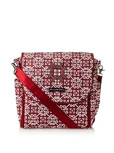 Petunia Pickle Bottom Women's Boxy Backpack Diaper Bag (Travel through Tivoli)