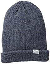 Coal Women's The Hailey Mohair-Blend Ribbed Beanie with Sparkles