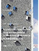 La pietra come nuova materia (Design e comunicazione)