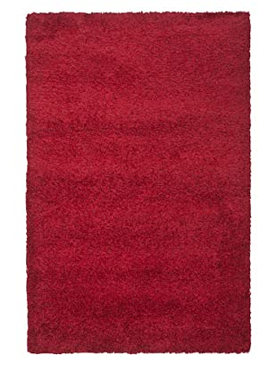 Safavieh California Shag Rug, Red, 11' x 15'