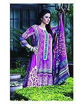 Pakistani 100% Cotton Lawn suit
