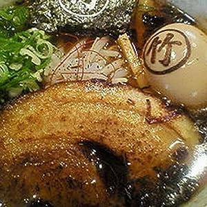 【クリックで詳細表示】久保田麺業 京都中華そば 麺屋○竹 (大) 480g