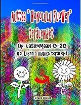 Auttaa Honolulu Flower Terälehdet Opi Laskemaan 0-20 Opi Lisää 1 Kukka Terälehti