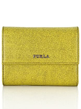 Furla Brieftasche Lettering Classic (Grün)