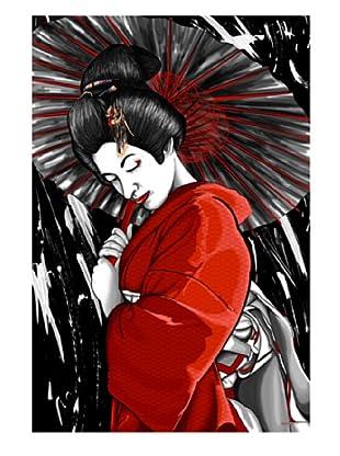 Maxwell Dickson Geisha Canvas Art