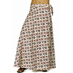 Little India Designer Wrap Around Skirt