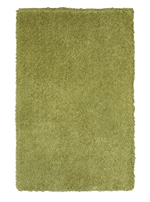 Trade-Am Senses Shag Rug (Green)