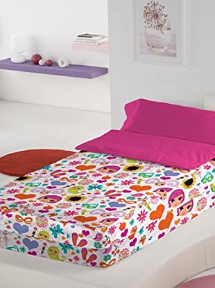 Robin Zingone Saco Nórdico Sin Relleno Kids (Multicolor)