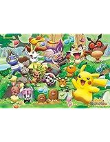 Ensky Pokemon X & Y Musical Band Jigsaw Puzzle (108 Piece)