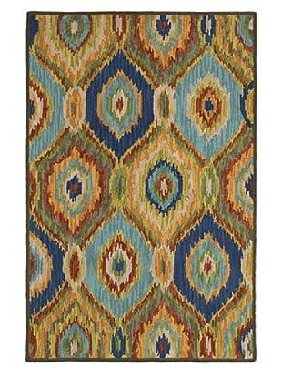 Trade-Am Dazzle Rug (Blue/Multi)