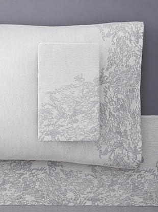 Belle Époque Sky Lace Sheet Set (Grey)