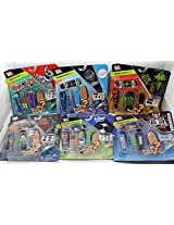 2014 Tech Deck TD Board Shop Case Of 6 Sets - Star Wars, Birdhouse, Penny Australia, Toy Machine, Zero Thomas, Blind