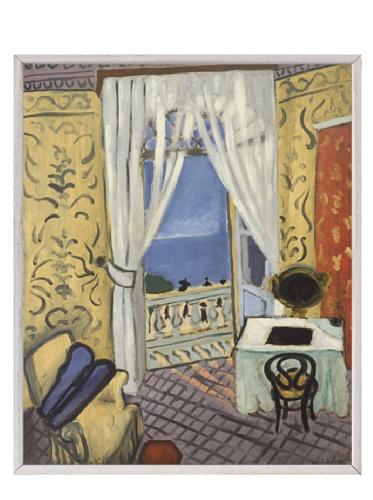 Matisse - Interior with a Violin Case, 15.3