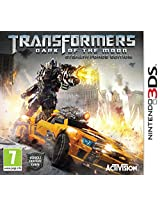 Transformers Dark of the Moon Stealth - Nintendo 3DS