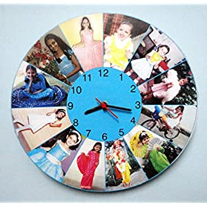 Cherish-a-Design Personalized Clock