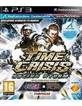 Time Crisis Razing Storm Move Compatible (PS3)