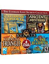 Lost Secrets (4-Pack) - Jewel Case (PC)