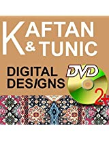 Kaftan & Tunic Digital Designs with DVD (Latest Edition)