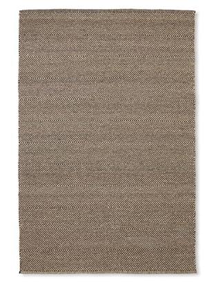 Flatweave Herringbone, 4' x 6'