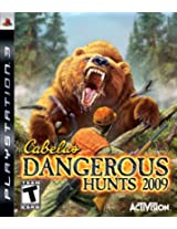 Cabela's Dangerous Hunts '09 (PS3)