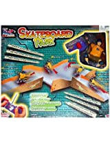 Wow Wee Extreme Micro Skateboard Remote Control Skateboard Park