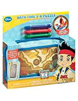 Disney Jake And The Neverland Pirates Bath Time 3 D Puzzle