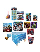Hallmark 8 Person Party Combo Pack Avengers Assemble