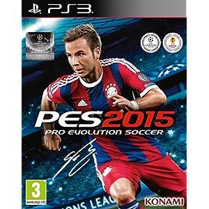 PES 2015: Pro Evolution Soccer (PS3)